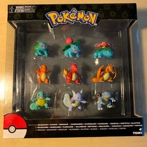 Pokémon Evolution Figures